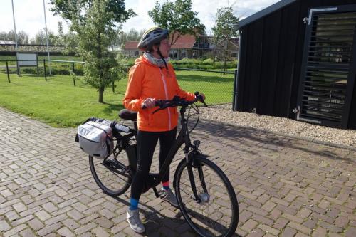 Eind punt Dag 2 Tour de Classique 2018 Maria Johanna Hoeve Noordel (52)