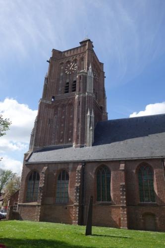Tussen stop en rondleiding in Woudichem (19)