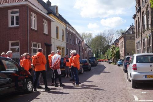 Tussen stop en rondleiding in Woudichem (20)