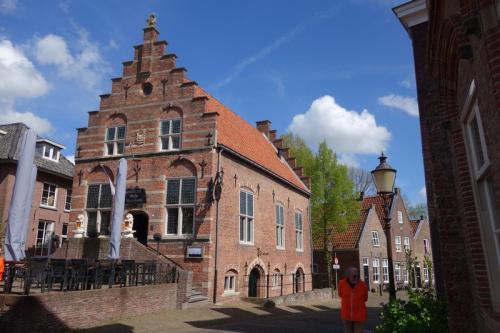 Tussen stop en rondleiding in Woudichem (21)