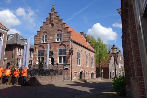 Tussen stop en rondleiding in Woudichem (22)