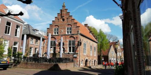 Tussen stop en rondleiding in Woudichem (25)