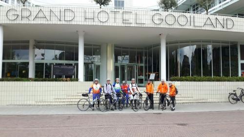 Eind punt Dag 3 Gooiland Hotel Hilversum