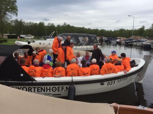 Tussenstop Jachthaven Kortenhof B.V. (Rondvaart)
