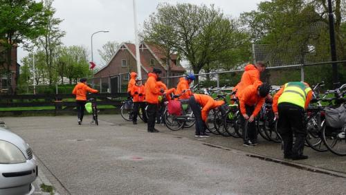 Extra stop voor Finish  Zorgcafé 't Koetje Zandwerven (1)