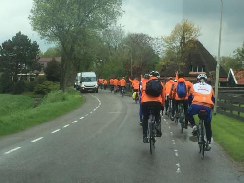 Extra stop voor Finish  Zorgcafé 't Koetje Zandwerven (17)