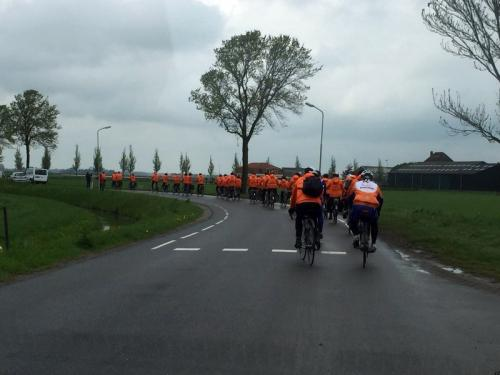 Extra stop voor Finish  Zorgcafé 't Koetje Zandwerven (18)