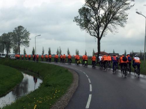 Extra stop voor Finish  Zorgcafé 't Koetje Zandwerven (19)