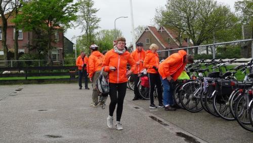 Extra stop voor Finish  Zorgcafé 't Koetje Zandwerven (2)
