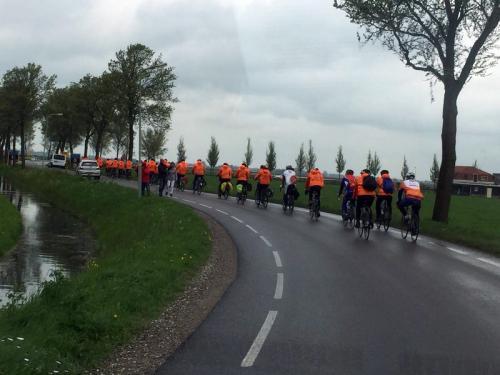 Extra stop voor Finish  Zorgcafé 't Koetje Zandwerven (20)