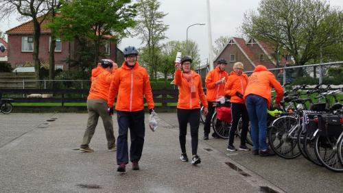 Extra stop voor Finish  Zorgcafé 't Koetje Zandwerven (3)