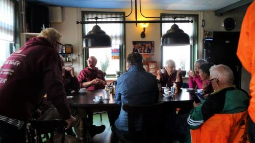 Extra stop voor Finish  Zorgcafé 't Koetje Zandwerven (4)
