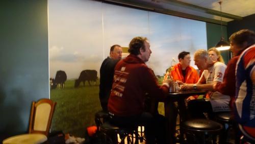 Extra stop voor Finish  Zorgcafé 't Koetje Zandwerven