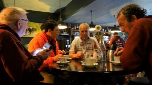 Extra stop voor Finish  Zorgcafé 't Koetje Zandwerven (9)