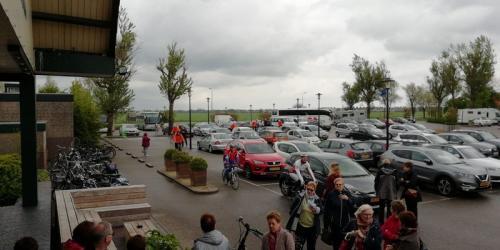 Tussen stop Hotel Katwoude Volendam (2)