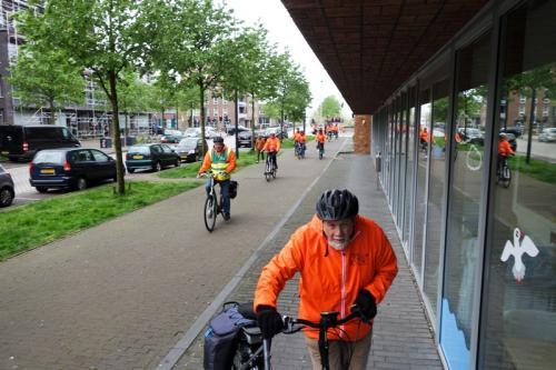 Tussen stop IJburg 2 (1)