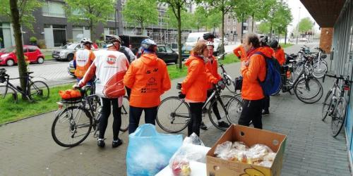 Tussen stop IJburg (2)