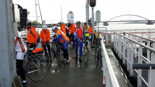 Tussen stop IJburg (3)
