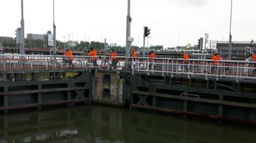 Tussen stop IJburg (4)