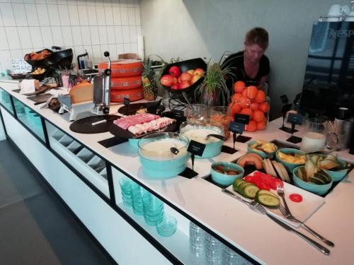 Vertrek Dag 4  Gooiland Hotel Hilversum (1)