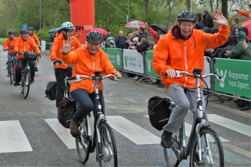 2019 Finish Bart van den berg